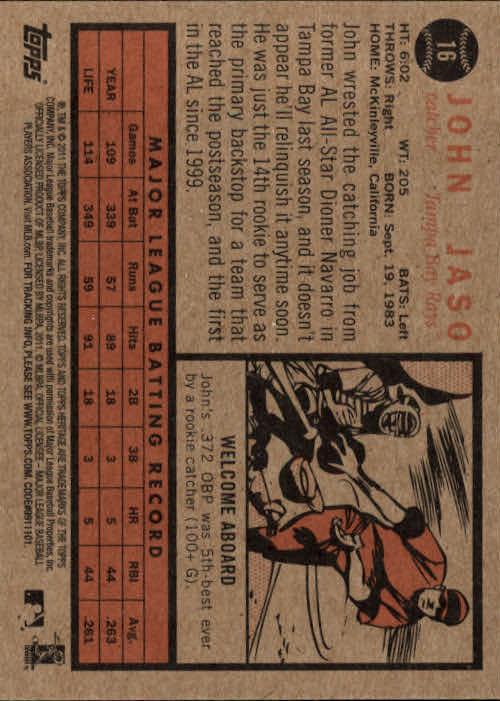 2011-Topps-Heritage-Baseball-Base-Singles-Pick-Your-Cards thumbnail 15