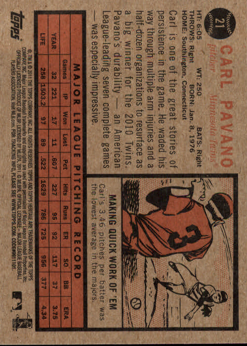 2011-Topps-Heritage-Baseball-Base-Singles-Pick-Your-Cards thumbnail 18