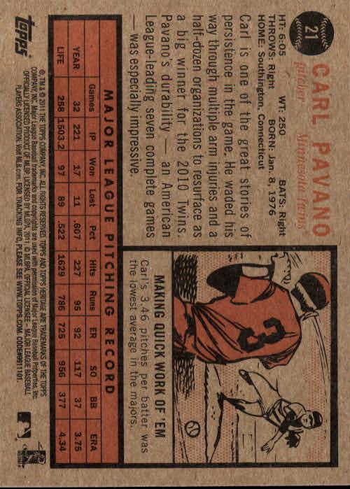 2011-Topps-Heritage-Baseball-Base-Singles-Pick-Your-Cards thumbnail 19