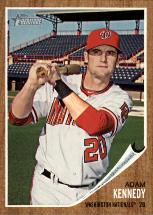 2011-Topps-Heritage-Baseball-Base-Singles-Pick-Your-Cards thumbnail 21