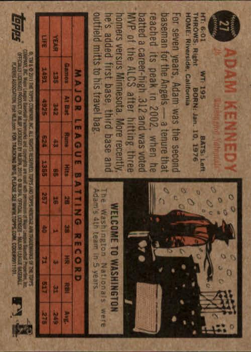 2011-Topps-Heritage-Baseball-Base-Singles-Pick-Your-Cards thumbnail 23