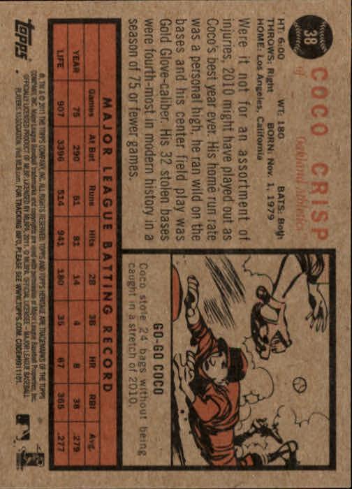 2011-Topps-Heritage-Baseball-Base-Singles-Pick-Your-Cards thumbnail 31