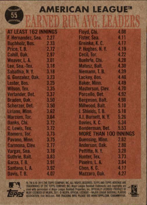 2011-Topps-Heritage-Baseball-Base-Singles-Pick-Your-Cards thumbnail 50