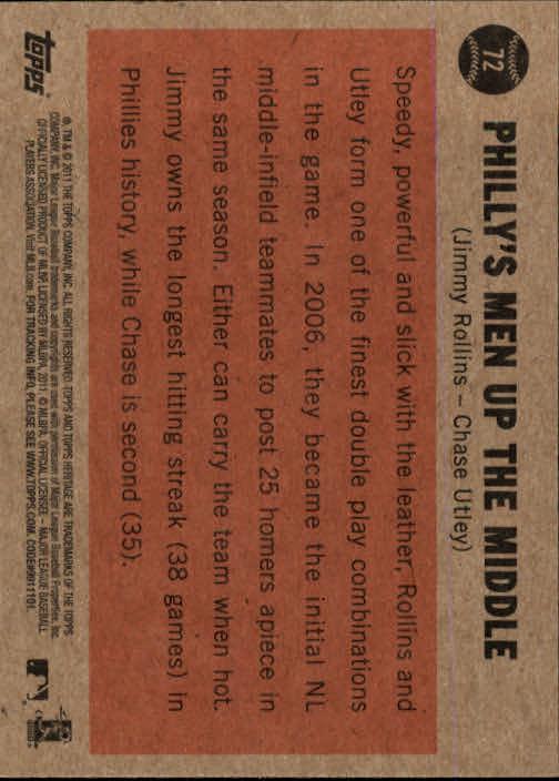2011-Topps-Heritage-Baseball-Base-Singles-Pick-Your-Cards thumbnail 67