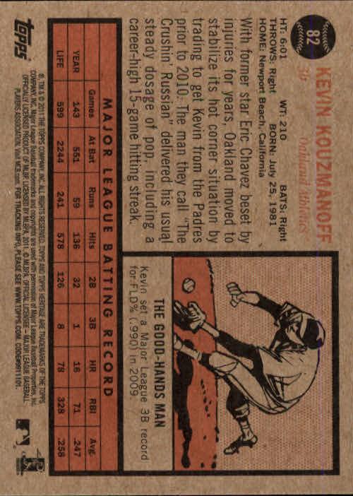 2011-Topps-Heritage-Baseball-Base-Singles-Pick-Your-Cards thumbnail 78