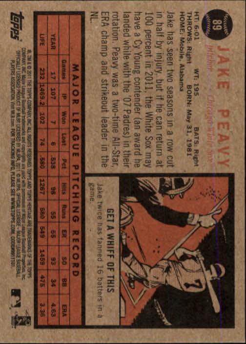 2011-Topps-Heritage-Baseball-Base-Singles-Pick-Your-Cards thumbnail 86