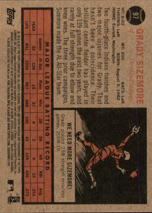 2011-Topps-Heritage-Baseball-Base-Singles-Pick-Your-Cards thumbnail 90