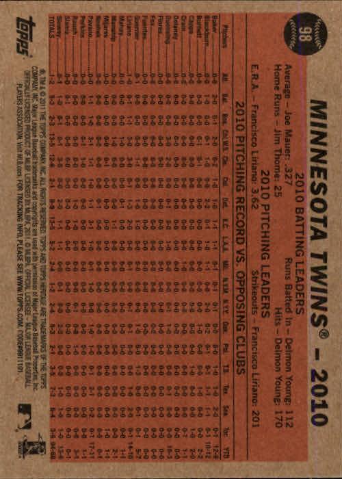 2011-Topps-Heritage-Baseball-Base-Singles-Pick-Your-Cards thumbnail 94