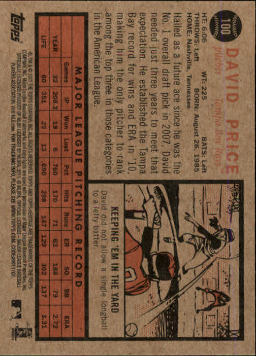 2011-Topps-Heritage-Baseball-Base-Singles-Pick-Your-Cards thumbnail 99