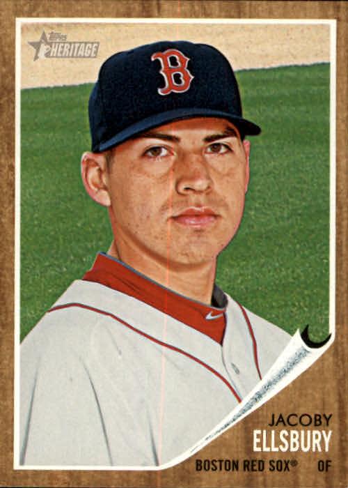 2011-Topps-Heritage-Baseball-Base-Singles-Pick-Your-Cards thumbnail 101