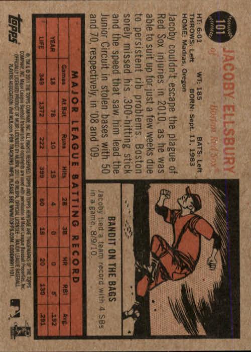 2011-Topps-Heritage-Baseball-Base-Singles-Pick-Your-Cards thumbnail 102