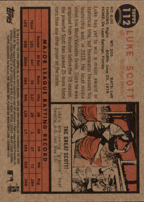 2011-Topps-Heritage-Baseball-Base-Singles-Pick-Your-Cards thumbnail 119