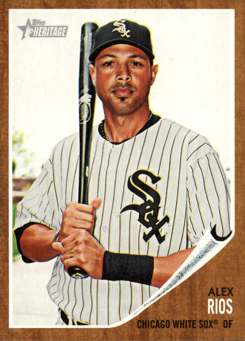 2011-Topps-Heritage-Baseball-Base-Singles-Pick-Your-Cards thumbnail 121