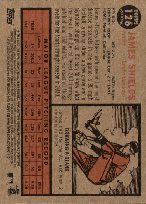 2011-Topps-Heritage-Baseball-Base-Singles-Pick-Your-Cards thumbnail 131