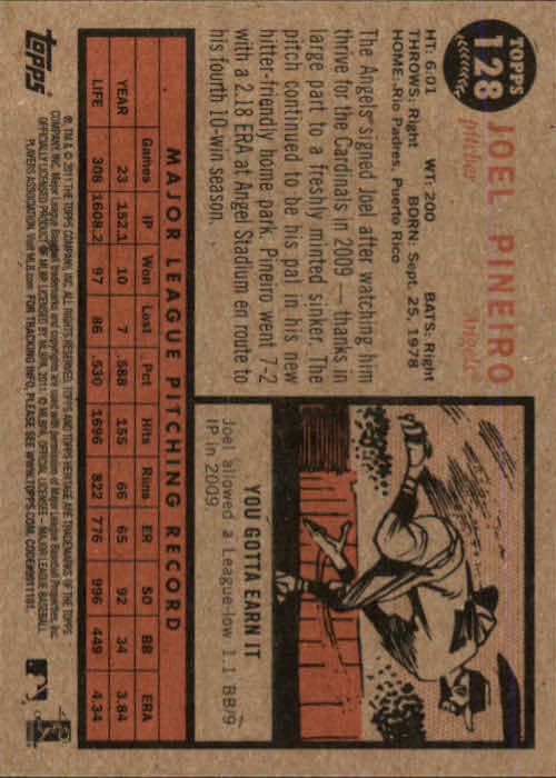 2011-Topps-Heritage-Baseball-Base-Singles-Pick-Your-Cards thumbnail 138