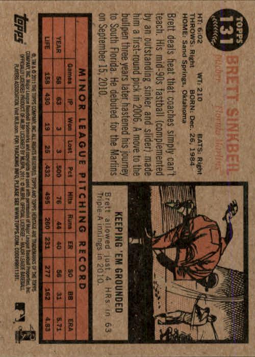 2011-Topps-Heritage-Baseball-Base-Singles-Pick-Your-Cards thumbnail 142
