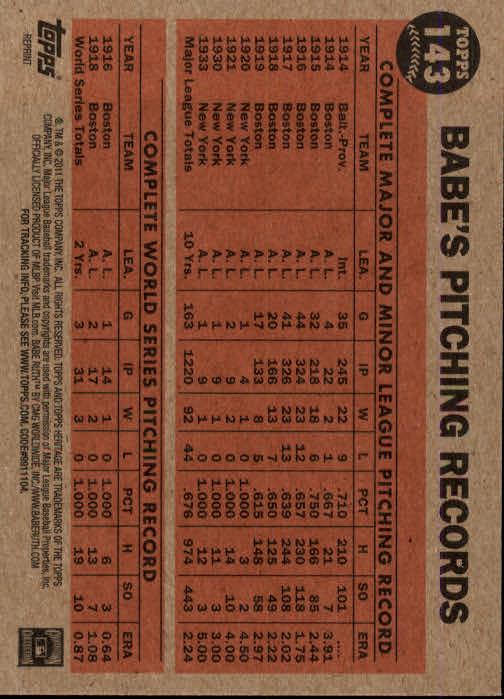 2011-Topps-Heritage-Baseball-Base-Singles-Pick-Your-Cards thumbnail 150