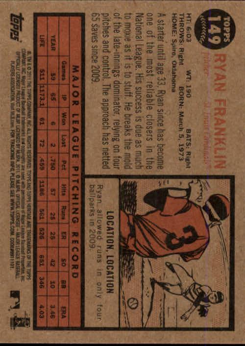 2011-Topps-Heritage-Baseball-Base-Singles-Pick-Your-Cards thumbnail 166
