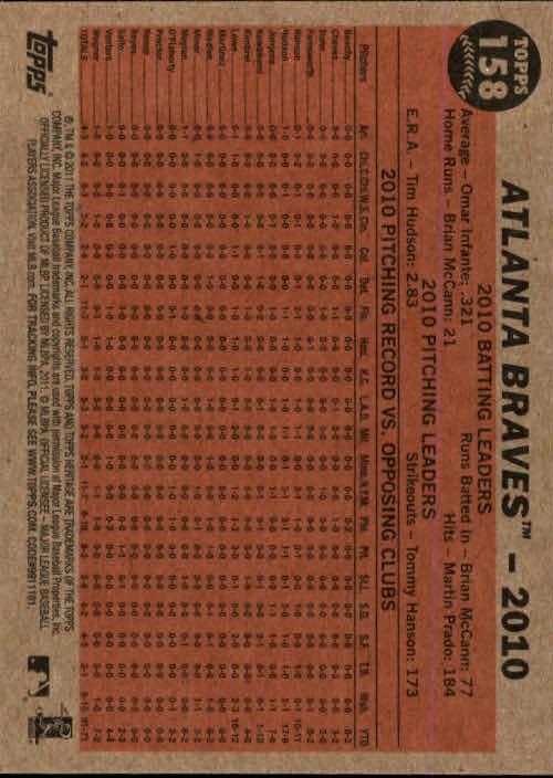 2011-Topps-Heritage-Baseball-Base-Singles-Pick-Your-Cards thumbnail 178