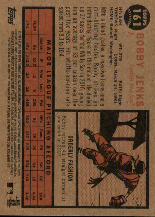 2011-Topps-Heritage-Baseball-Base-Singles-Pick-Your-Cards thumbnail 187