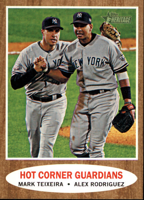 2011-Topps-Heritage-Baseball-Base-Singles-Pick-Your-Cards thumbnail 189