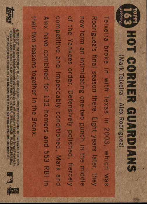 2011-Topps-Heritage-Baseball-Base-Singles-Pick-Your-Cards thumbnail 191