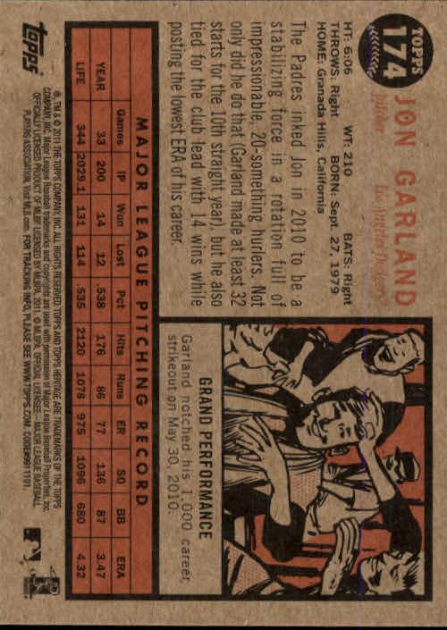 2011-Topps-Heritage-Baseball-Base-Singles-Pick-Your-Cards thumbnail 207