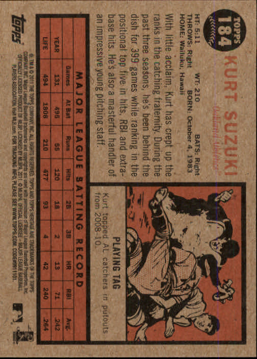2011-Topps-Heritage-Baseball-Base-Singles-Pick-Your-Cards thumbnail 223