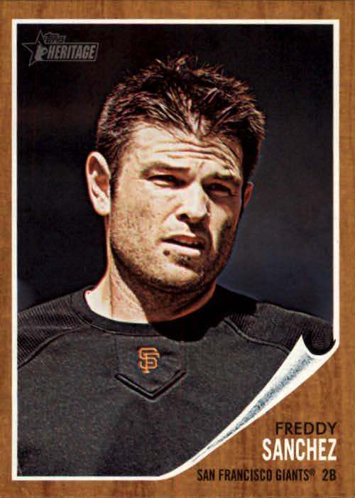 2011-Topps-Heritage-Baseball-Base-Singles-Pick-Your-Cards thumbnail 225
