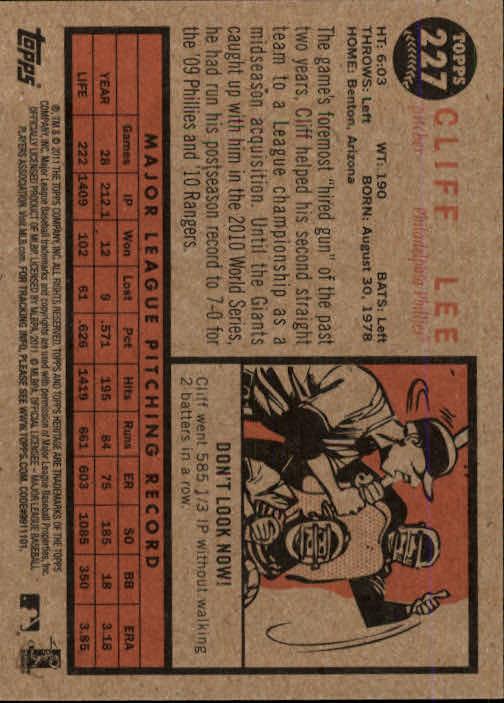 2011-Topps-Heritage-Baseball-Base-Singles-Pick-Your-Cards thumbnail 255