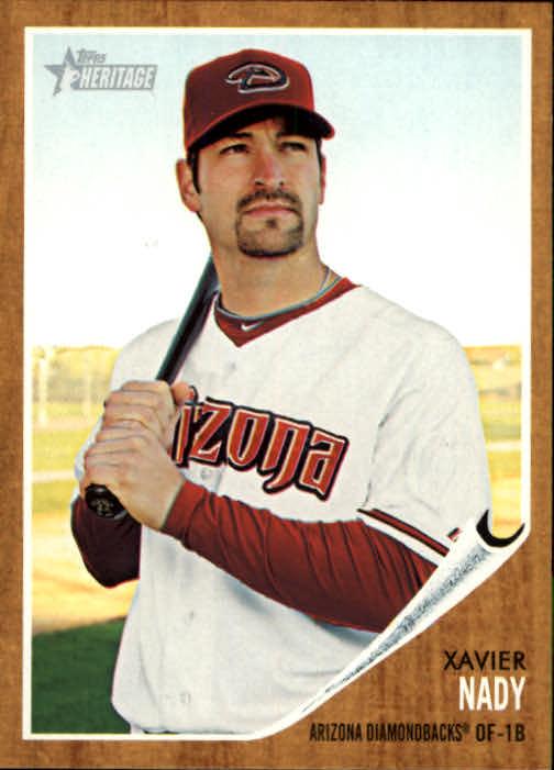 2011-Topps-Heritage-Baseball-Base-Singles-Pick-Your-Cards thumbnail 265
