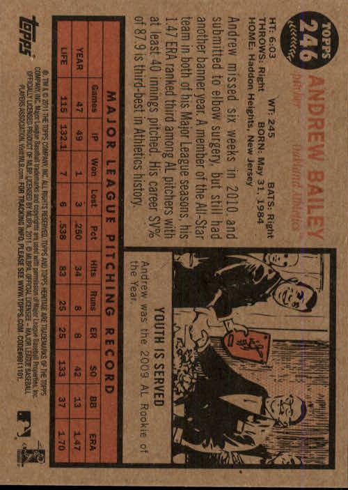 2011-Topps-Heritage-Baseball-Base-Singles-Pick-Your-Cards thumbnail 279