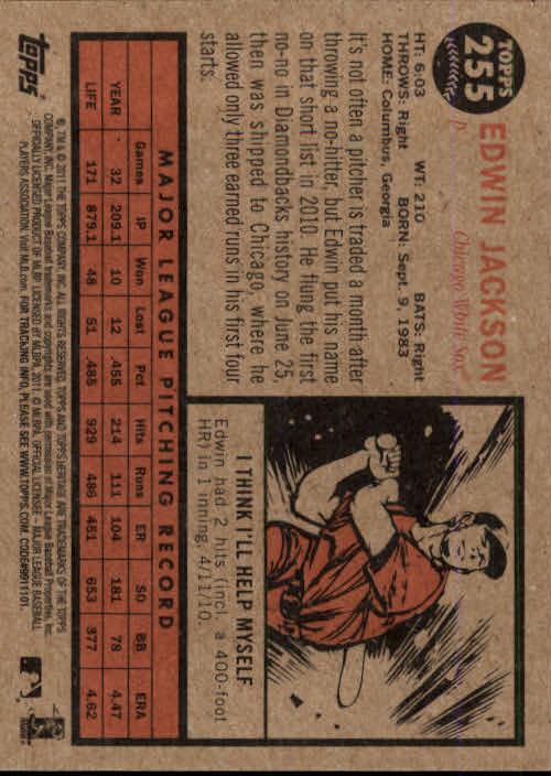 2011-Topps-Heritage-Baseball-Base-Singles-Pick-Your-Cards thumbnail 287