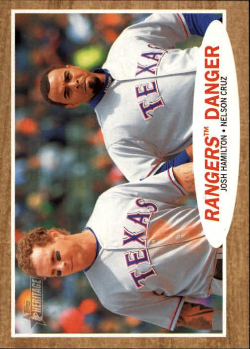 2011-Topps-Heritage-Baseball-Base-Singles-Pick-Your-Cards thumbnail 299