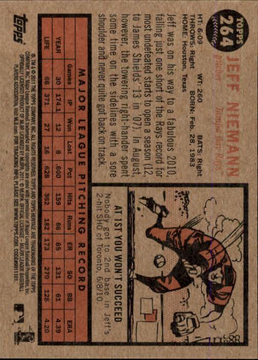 2011-Topps-Heritage-Baseball-Base-Singles-Pick-Your-Cards thumbnail 305
