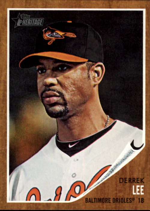 2011-Topps-Heritage-Baseball-Base-Singles-Pick-Your-Cards thumbnail 307