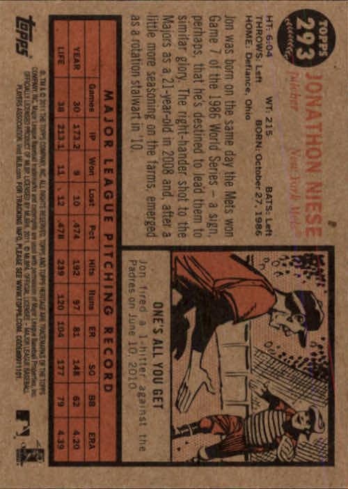 2011-Topps-Heritage-Baseball-Base-Singles-Pick-Your-Cards thumbnail 329