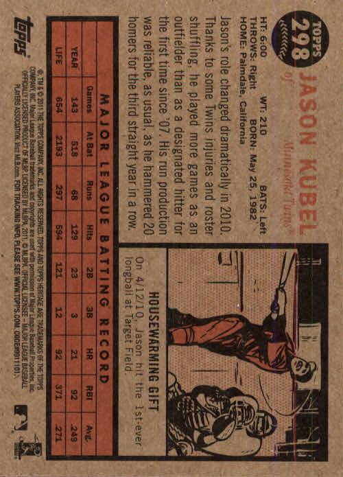 2011-Topps-Heritage-Baseball-Base-Singles-Pick-Your-Cards thumbnail 341