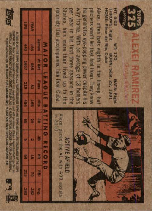 2011-Topps-Heritage-Baseball-Base-Singles-Pick-Your-Cards thumbnail 364