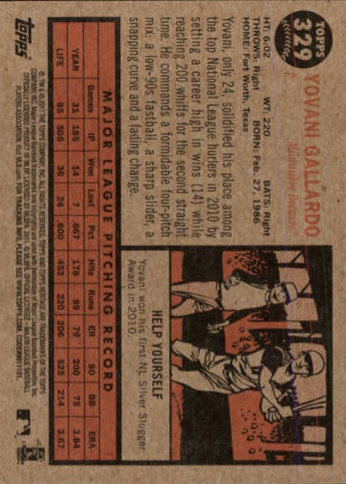 2011-Topps-Heritage-Baseball-Base-Singles-Pick-Your-Cards thumbnail 369