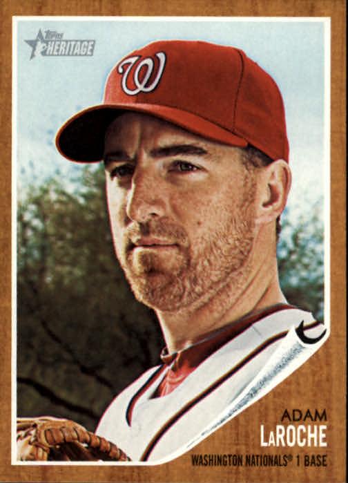 2011-Topps-Heritage-Baseball-Base-Singles-Pick-Your-Cards thumbnail 375