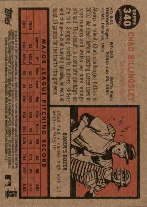 2011-Topps-Heritage-Baseball-Base-Singles-Pick-Your-Cards thumbnail 381