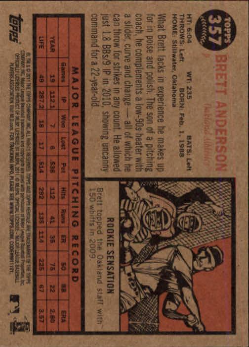 2011-Topps-Heritage-Baseball-Base-Singles-Pick-Your-Cards thumbnail 398
