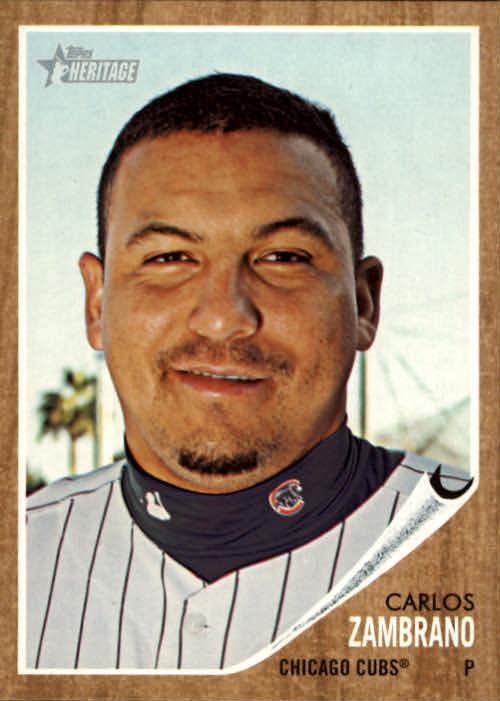 2011-Topps-Heritage-Baseball-Base-Singles-Pick-Your-Cards thumbnail 405