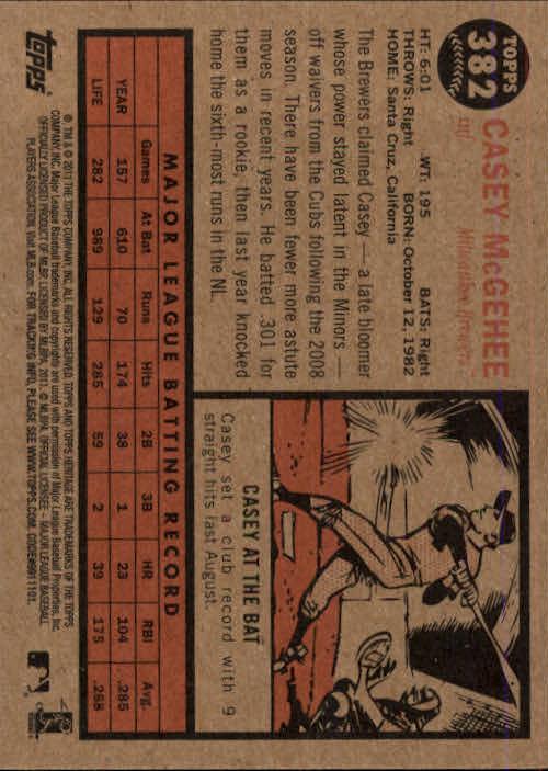 2011-Topps-Heritage-Baseball-Base-Singles-Pick-Your-Cards thumbnail 422