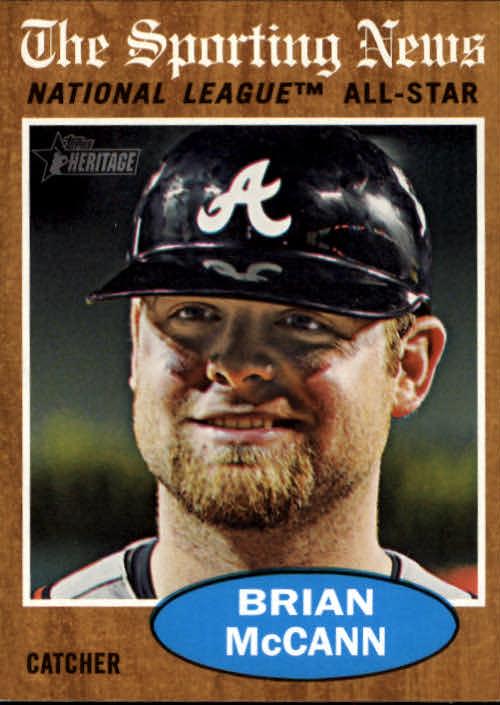 2011-Topps-Heritage-Baseball-Base-Singles-Pick-Your-Cards thumbnail 437