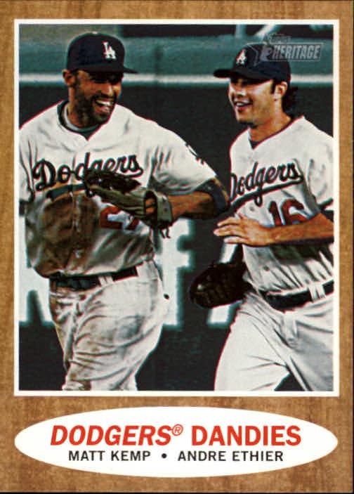 2011-Topps-Heritage-Baseball-Base-Singles-Pick-Your-Cards thumbnail 441