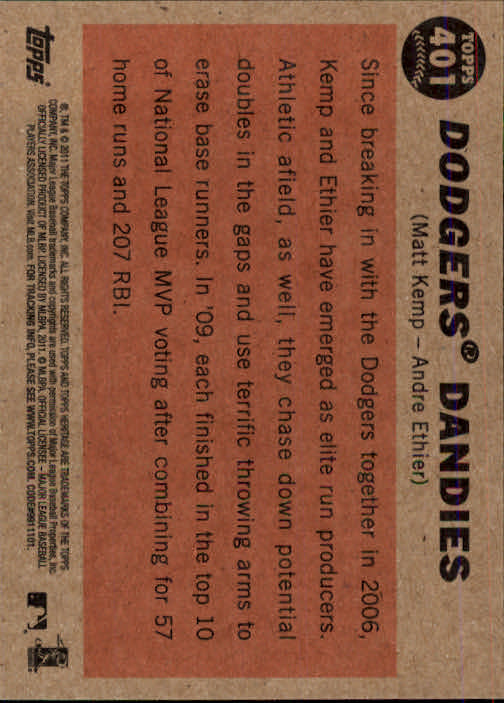 2011-Topps-Heritage-Baseball-Base-Singles-Pick-Your-Cards thumbnail 443
