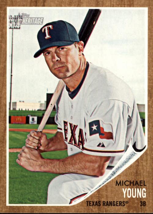 2011-Topps-Heritage-Baseball-Base-Singles-Pick-Your-Cards thumbnail 453