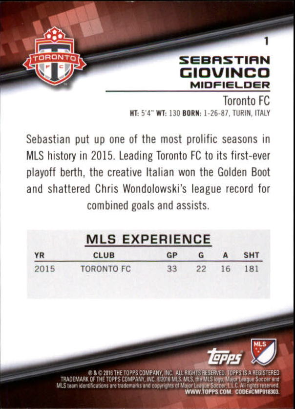 2016-Topps-MLS-Soccer-Base-Singles-Pick-Your-Cards thumbnail 3